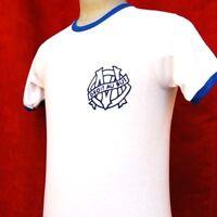 maillot shirt maglia Olympique de MARSEILLE OM 80's Supporter Football vintage