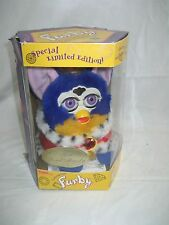 Special Limited Edition Furby Your Royal Majesty 70794  Tiger Electronics 2000