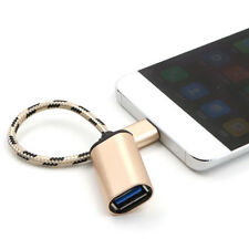 TIPO C USB-C OTG Cavo USB 3.1 Maschio a USB 2.0 Tipo-A adattatore femmina cavo