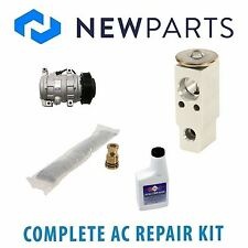 Toyota Camry 2002-2006 2.4L Complete A/C Repair Kit With NEW Compressor & Clutch