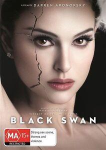 BLACK SWAN DVD - Thriller REGION 4 AUST - Mila Kunis