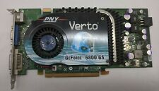 PNY Verto GeForce 6800 GS 256MB PCI-E VCG6800SXPB Graphics Card TESTED