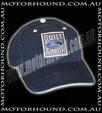 FORD BUILT FOR TOUGH FPV GT COBRA FALCON MUSTANG FALCON XR6 ADJUSTABLE HAT CAP