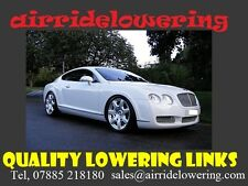 BENTLEY GT / SPUR QUALITY ADJUSTABLE LOWERING LINKS MODULE