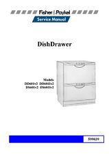Repair Manual: Fisher & Paykel Dishwasher (Choice of 1 manual, see below)