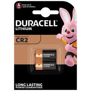 kQ Duracell Batterie Lithium CR2 CR17355 3V 900mAh 2er Blister