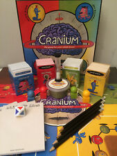 Original 2003 CRANIUM Family / Kids BOARD GAME - 100% COMPLETE