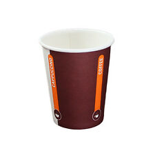 "100 Hartpapier - Becher ""Coffee to go"" 0,4l, Pappbecher, Coffee to go Becher"