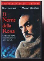 EBOND IL NOME DELLA ROSA  Edizione Speciale 2 DVD D562422
