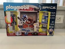 New Playmobil #70110 Mars Mission Playset Play Mobil Set Box Space Astronau