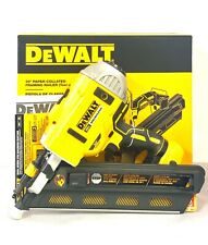 "DEWALT DCN692B 20V 2-3.5"" Cordless 30° Framing Nailer (Tool Only)"
