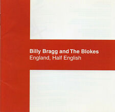 Billy Bragg England, Half.. Japan CD 2 Bonus 14 Tracks 2002 Indie / Rock / Folk