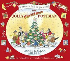 The Jolly Christmas Postman (The Jolly Postman) by Janet Ahlberg, Allan Ahlberg,