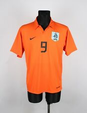 Nike Football Holland Helsloot Men Jersey T-Shirt Size L, Genuine
