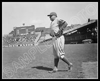 Babe Ruth Photo 8X10 - Brooklyn Dodgers 1938 - Braves Field