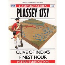Osprey - Campaign Series - N.35 - PLASSEY 1757 - clive of india's finest hour