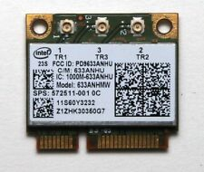Intel Centrino Ultimate-N 6300 wireless WiFi card A/B/G/N HP 633ANHMW 60Y3233