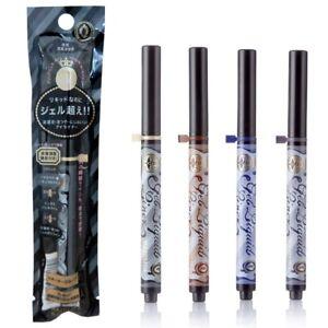 Shiseido MAJOLICA MAJORCA Gel Liquid Eyeliner 1.4ml Waterproof Japan Cosmetics