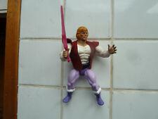 Vintage 1984 He-Man PRINCE ADAM COMPLETE original Masters of the Universe!!ER