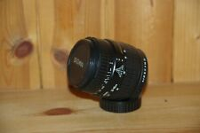 Sigma 28-80mm II macro Pentax fit f3.5-5.6 Lens for SLR DSLR