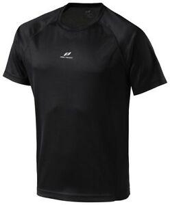 Pro Touch Martin II Schwarz Black Fitness Shirt Laufshirt Running Shirt