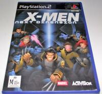 X-Men Next Dimension Sony PS2 PAL *No Manual*