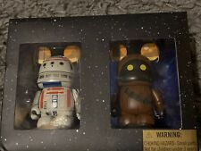 Walt Disney World Star Wars Weekend Vinylmation Jawa And R5-D4 Le 2000
