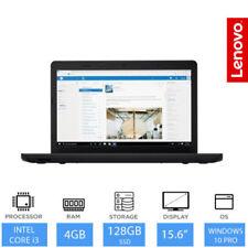 Portátiles y netbooks portátiles ThinkPad con 128GB de disco duro