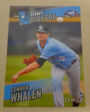 2013/14 CONNOR WHALEN Australian Baseball League - Sydney Blue Sox