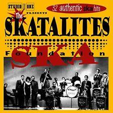 `Skatalites, The`-Foundation Ska VINYL LP NEW