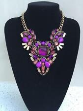 Markenlose Modeschmuck-Halsketten & -Anhänger aus Edelstein und Bronze