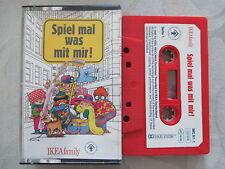 Spiel mal was mit mir! - IKEA family - MC Musikkassette für Kinder