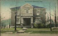 Palmerston Ontario ON The Hospital c1910 Postcard