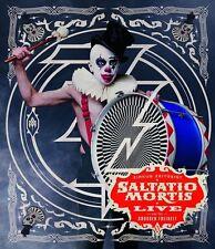 SALTATIO MORTIS Zirkus Zeitgeist - Live LIMITED DELUXE 2CD+2DVD+BLU-RAY 2016