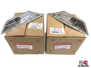 JDM Honda Genuine OEM CIVIC TYPE R FK8 Side Marker 33800-TEM-M01, 33850-TEM-M01