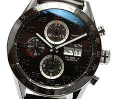 TAG HEUER Carrera CV2A1S Calibre 16 Brown Dial Automatic Men's Watch_553324