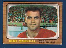 BERT MARSHALL 66-67 TOPPS 1966-67  NO 51 EX+  0676