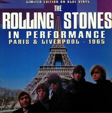 Rolling Stones - In Performance Paris-Liverpool 1965 (Blue Vinyl LP) AAVMY006