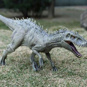 Jurassic Indominus Rex Action Figures Open Mouth Dinosaur Toys Model Animal Toy