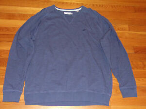SOUTHERN TIDE LONG SLEEVE PULLOVER MENS LARGE EXCELLENT CONDITION
