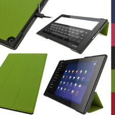 """Custodie e copritastiera verdi per tablet ed eBook Dimensioni compatibili 10.1"""""""