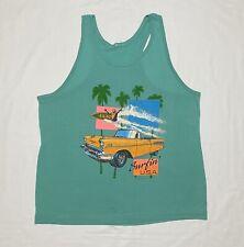New listing Vintage 90s Beach Boys Surfin Usa Tank Top Xl Single Stitch