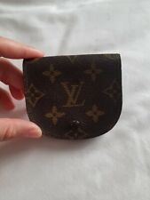 Vintage Porte monnaie  Louis Vuitton Monogrammé