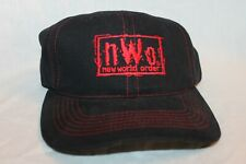 NEW WITH TAGS NEW WORLD ORDER WCW SNAPBACK CAP