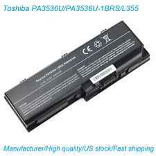 Laptop Battery for TOSHIBA Satellite L350 L355 L355-S7915 P205 P200 PA3536U-1BRS