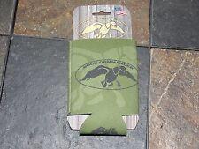 NEW Duck Dynasty Commander Camo Beer Can Cooler Koozie NIP Made in USA #3 Camo