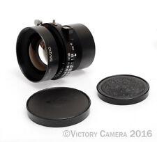 Caltar (Topcon) HR 210mm f5.6 4x5 View Camera Lens (516a-6)