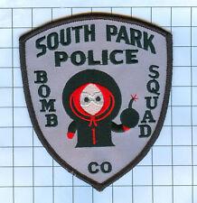 Police Patch  - Colorado - SOUTH PARK BOMB SQUAD
