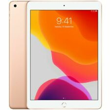"""NEU Apple iPad (2019) 10.2"""" 32GB Wi-Fi Version - Gold"""