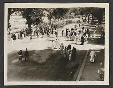 "Egypt - Very Rare - Vintage Original Photo - Arrival of the Holy Carpet ""MAHMAL"""